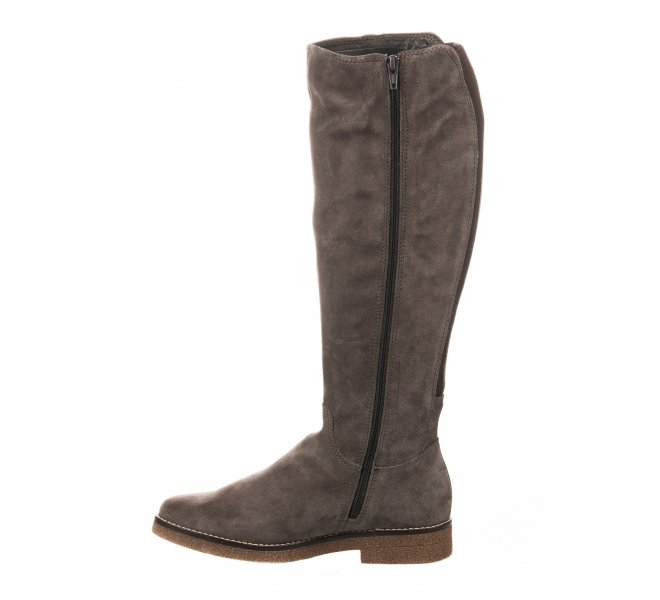 Bottes fille - MIGLIO - Taupe