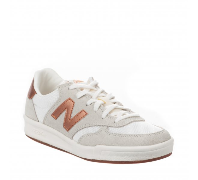 Baskets fille - NEW BALANCE - Blanc