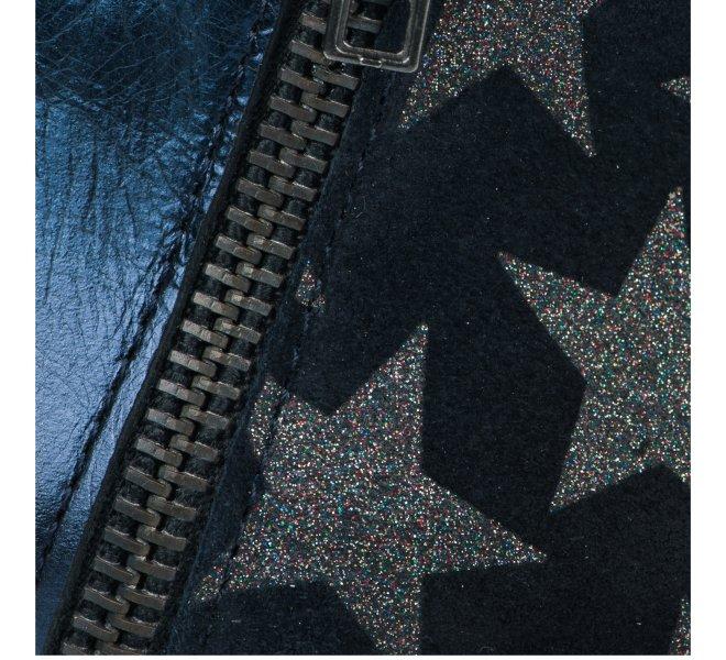 Boots fille - ACEBOS - Bleu marine