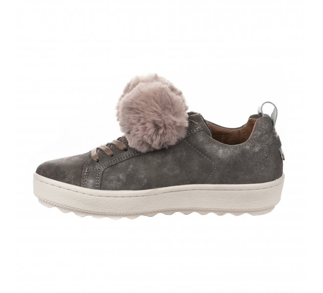 Baskets mode fille - PRETTY LOVE - Taupe