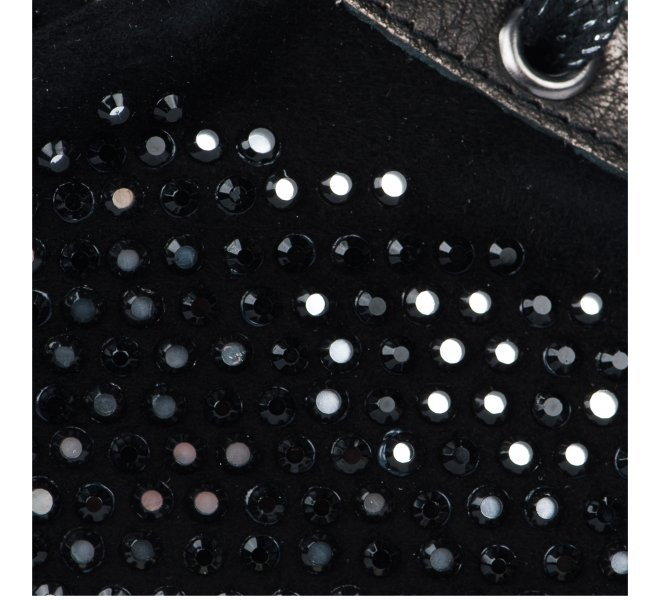 Baskets mode fille - MIGLIO - Noir