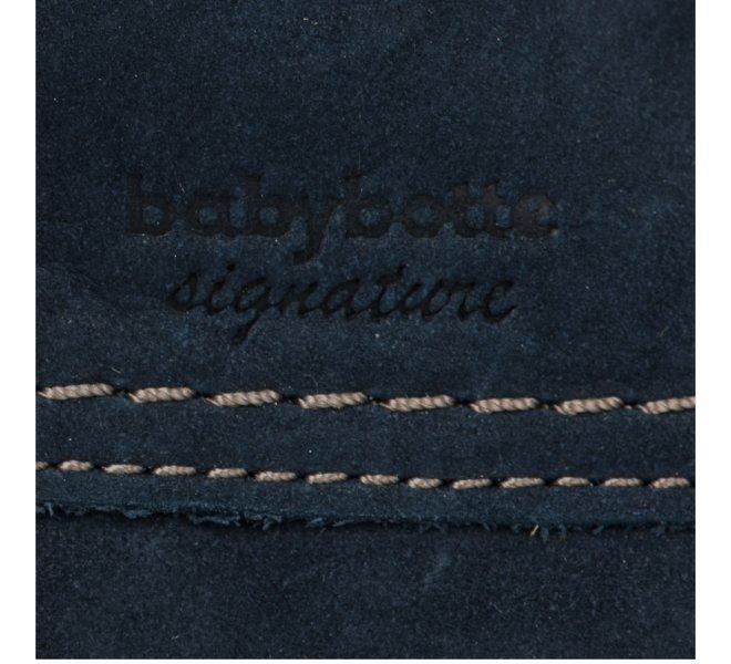 Bottines garçon - BABYBOTTE - Bleu marine