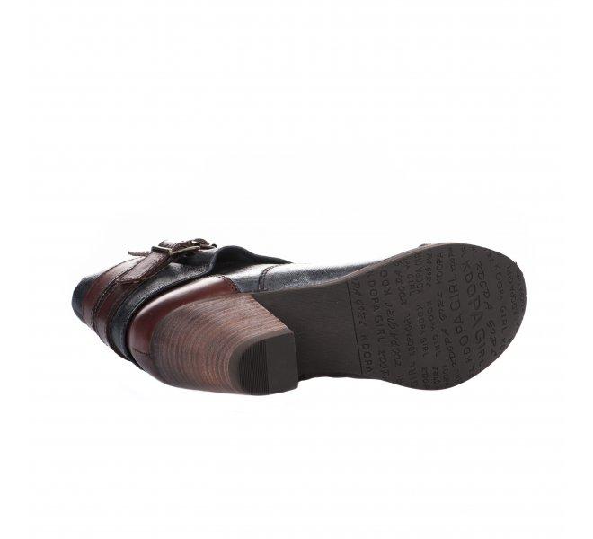 Boots fille - KDOPA - Marron