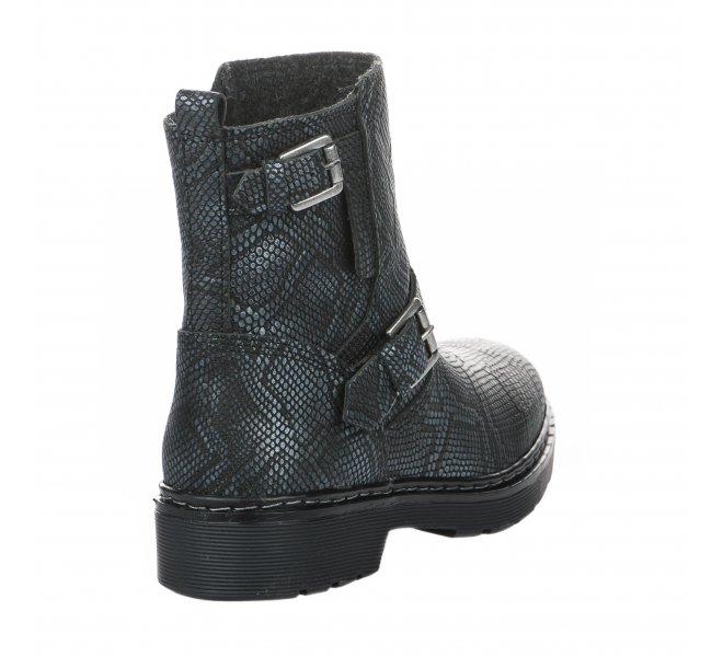 Boots fille - KID BOXER - Noir