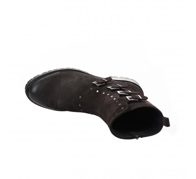 Boots fille - ALPE - Gris