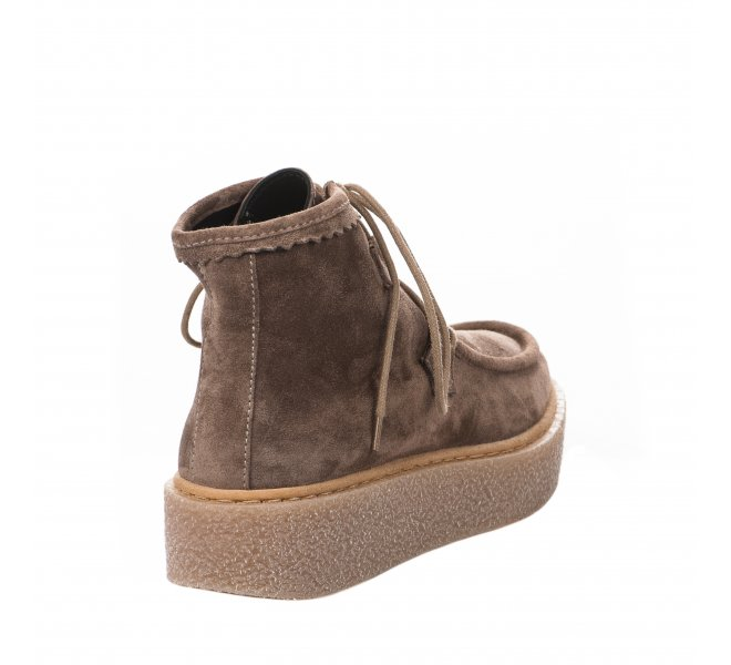 Boots fille - GAIMO - Beige
