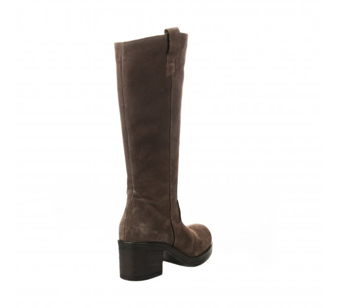 Bottes fille - LIFE - Taupe