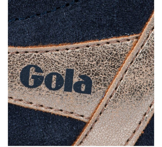 Baskets fille - GOLA - Bleu marine