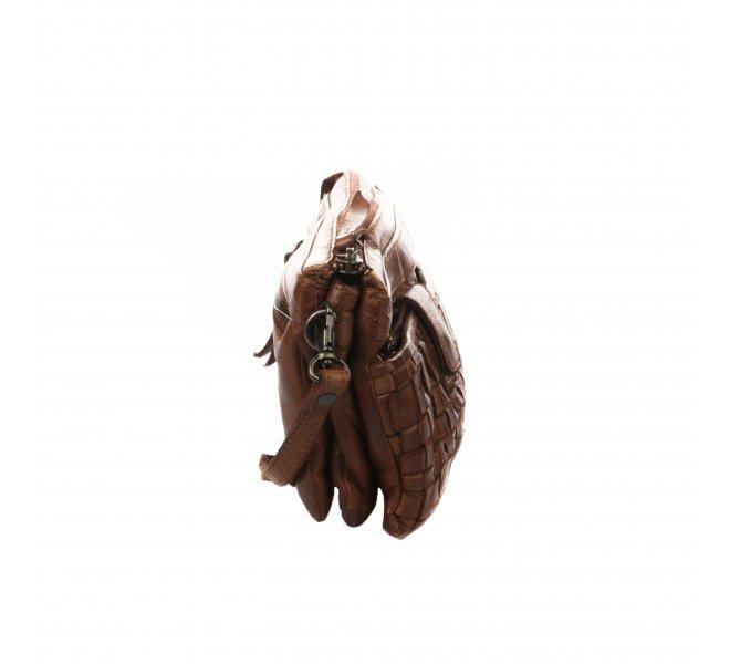 Sac à main fille - BEAR DESIGN - Marron cognac