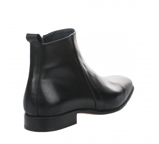 Boots garçon - DANIEL KENNETH - Noir