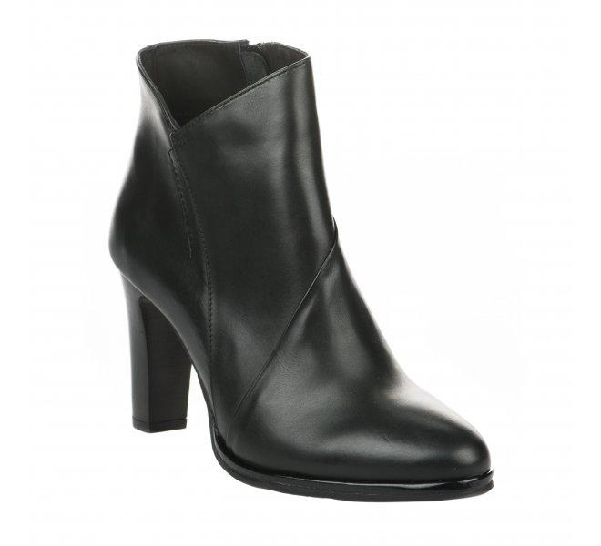 Boots fille - MYMA - Noir