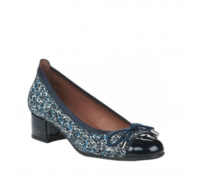 Ballerines fille - HISPANITAS - Bleu