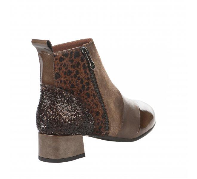 Boots fille - HISPANITAS - Beige
