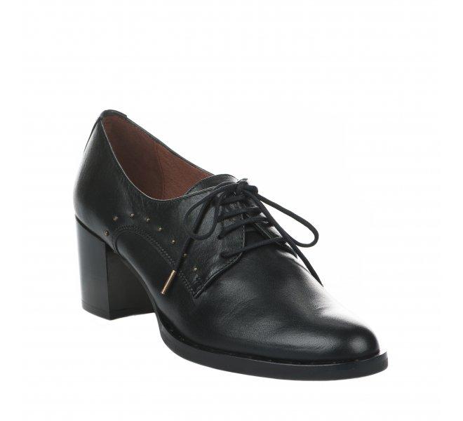 Chaussures à lacets fille - HISPANITAS - Noir