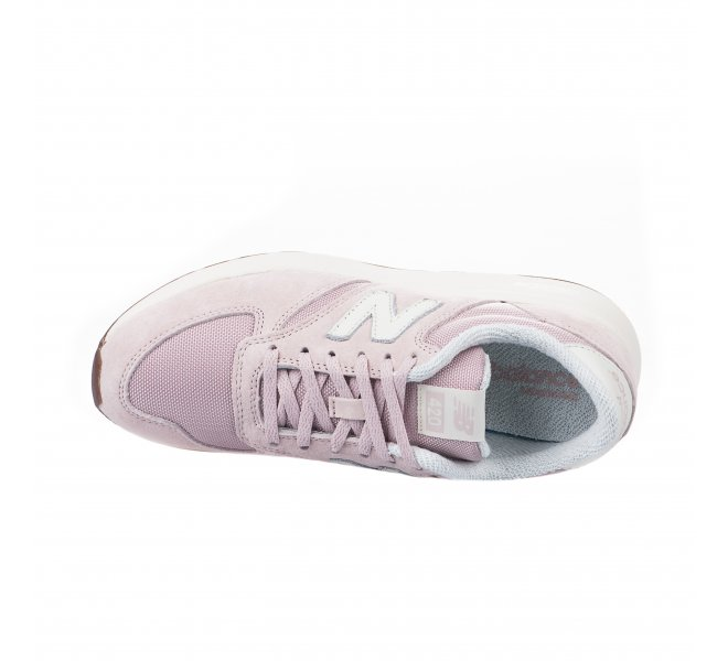Baskets fille - NEW BALANCE - Rose poudre