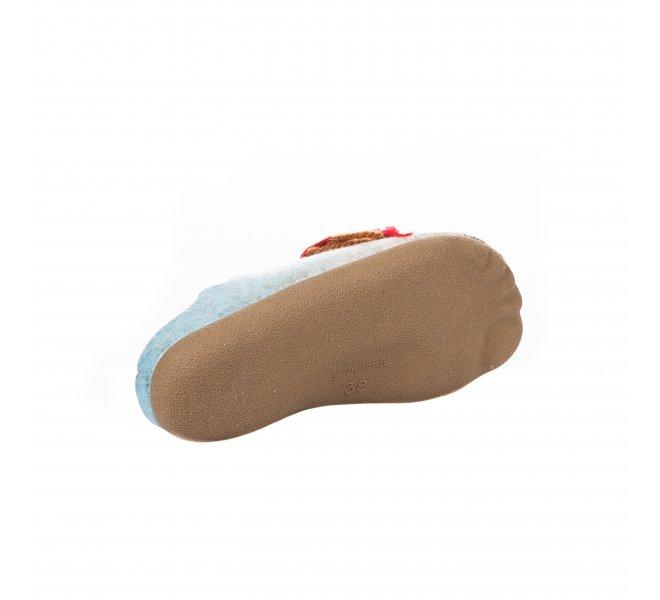 Pantoufles fille - HDC - Beige
