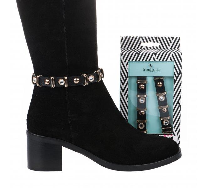 Chaussures fille - FROUFROUZ - Noir