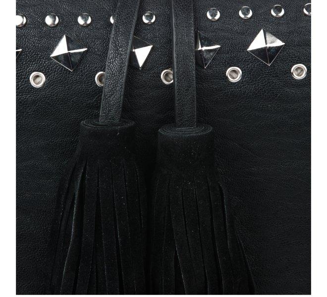 Sac à main fille - PEPE MOLL - Noir