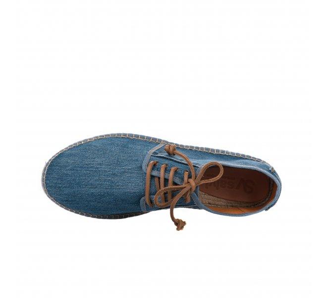 Espadrilles garçon - SALVI - Bleu