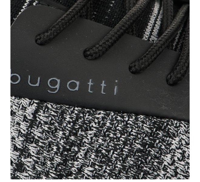 Baskets garçon - BUGATTI - Noir