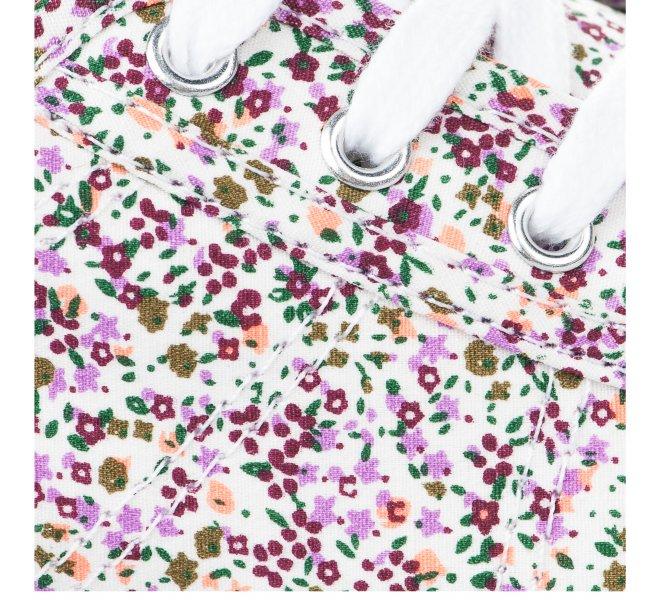 Baskets fille - LE TEMPS DES CERISES - Rose