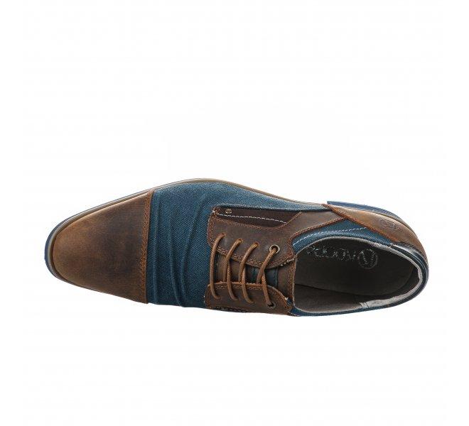 Chaussures à lacets garçon - KDOPA - Bleu
