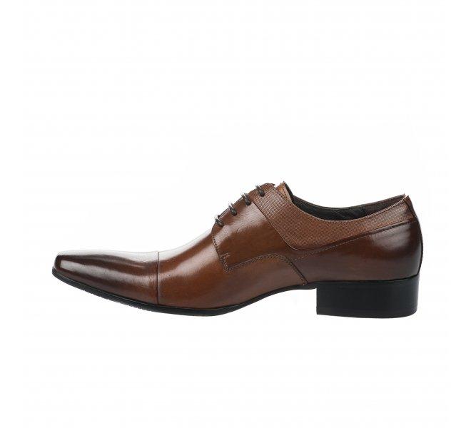 Chaussures à lacets garçon - KDOPA - Marron