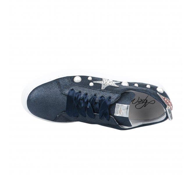 Baskets mode fille - ALPE - Bleu marine