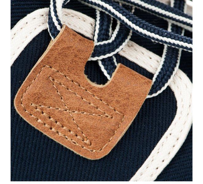Baskets garçon - ARMISTICE - Bleu marine