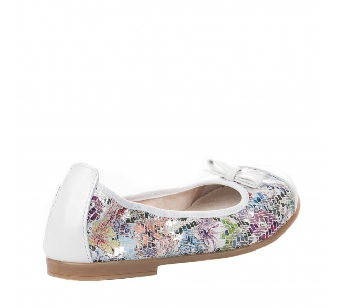 Ballerines fille - BOPY - Multicolore
