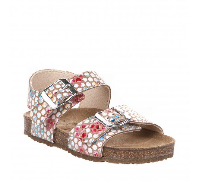 Nu-pieds fille - BOPY - Multicolore
