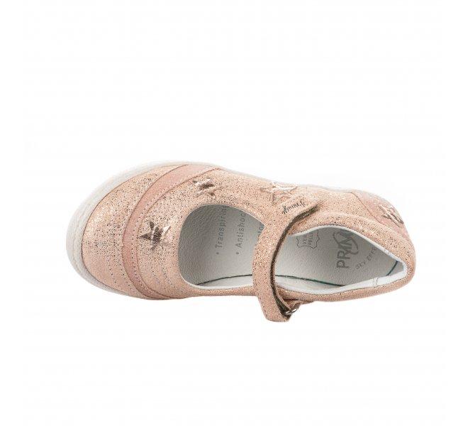Ballerines fille - PRIMIGI - Rose poudre