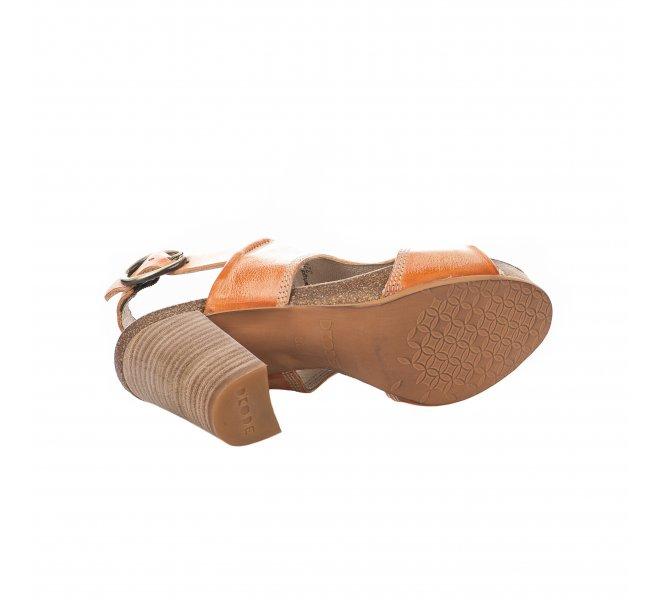 Nu pieds fille - DKODE - Orange