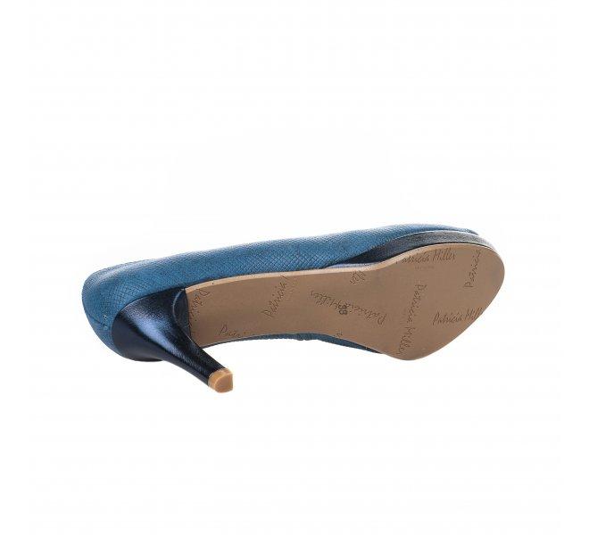 Escarpins fille - PATRICIA MILLER - Bleu