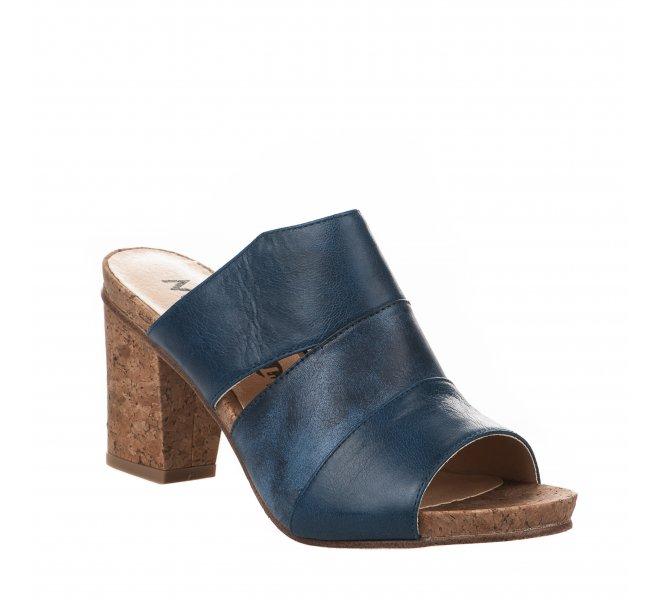 Mules fille - MADISON - Bleu