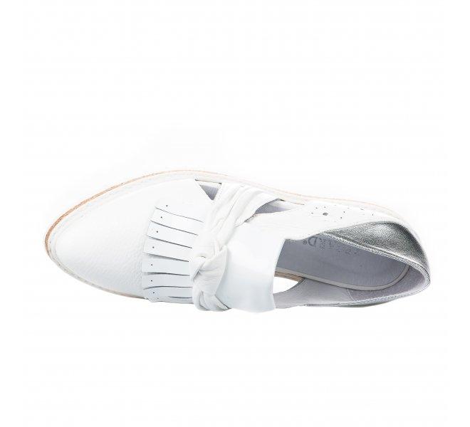 Mocassins fille - REGARD - Blanc