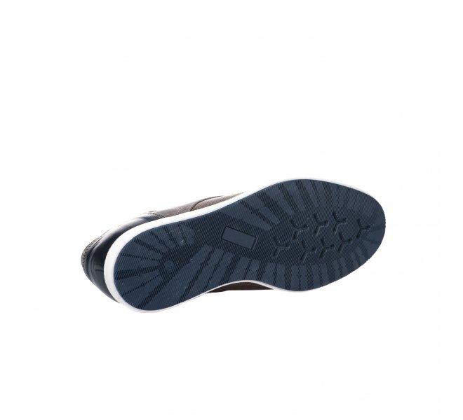Chaussures à lacets garçon - RAPID SOUL - Taupe