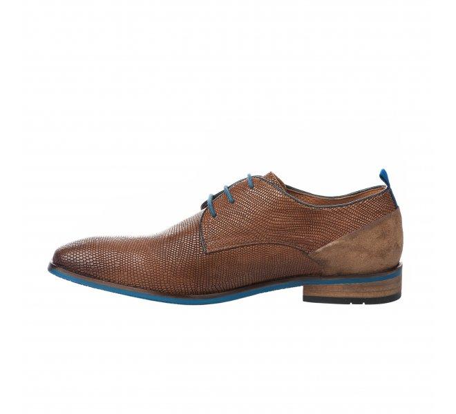 Chaussures à lacets garçon - AUSTRALIAN - Naturel