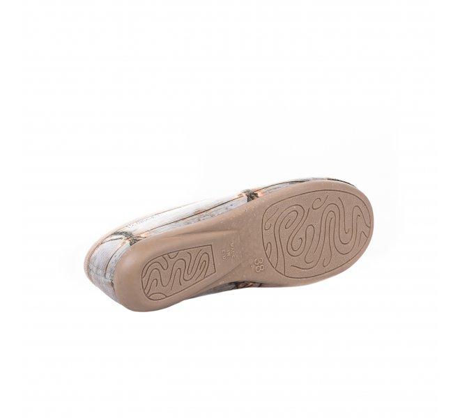 Chaussures fille - LA MAISON DE L'ESPADRILLE - Beige