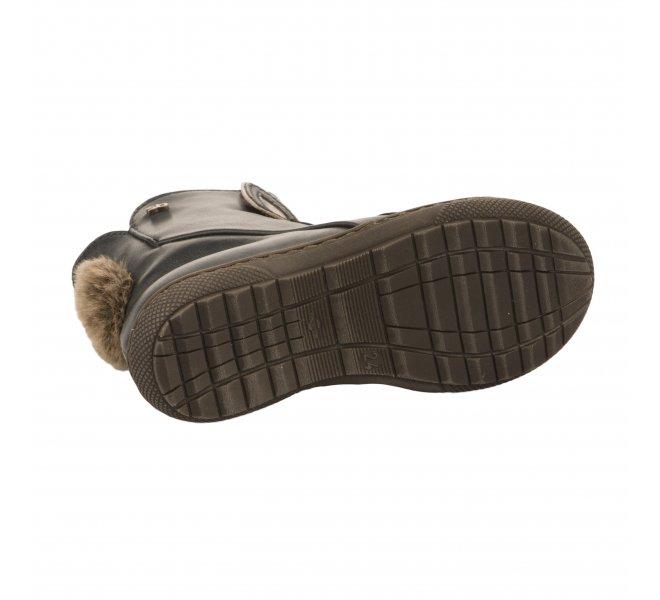 Boots fille - STONES AND BONES - Bleu