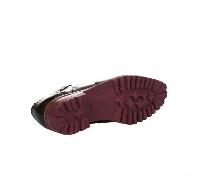 Chaussures à lacets garçon - KDOPA - Vert olive