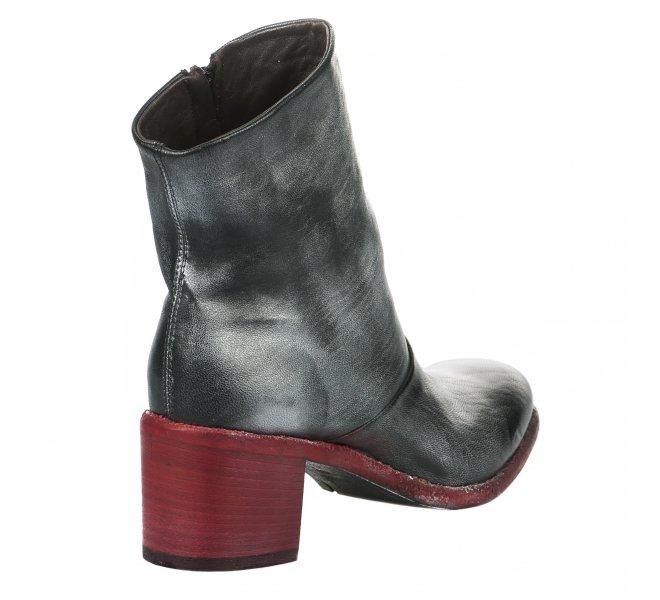 Boots fille - JP DAVID - Noir
