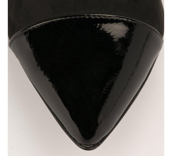 Escarpins fille - STYME - Noir verni