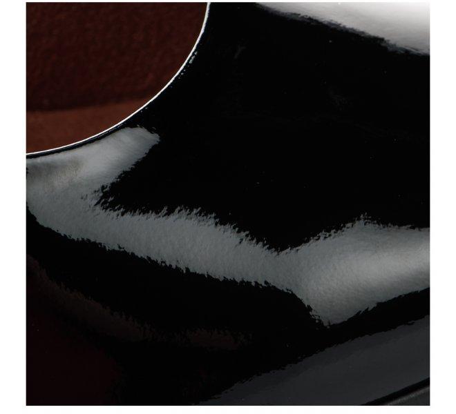 Escarpins fille - KARSTON - Noir verni