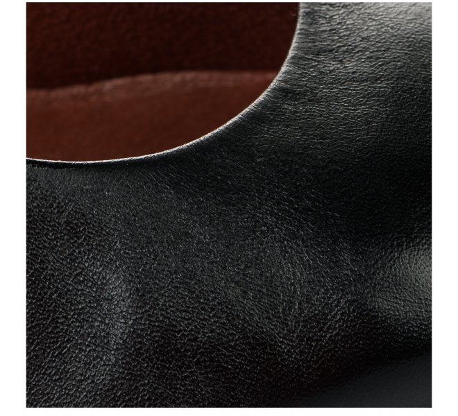 Escarpins fille - KARSTON - Noir