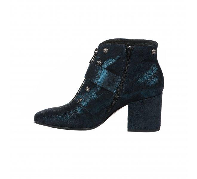 Boots fille - DONNA PIU - Bleu