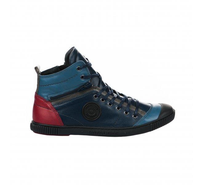 Baskets mode fille - PATAUGAS - Bleu marine