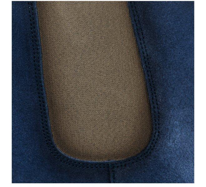 Boots fille - HDC - Bleu
