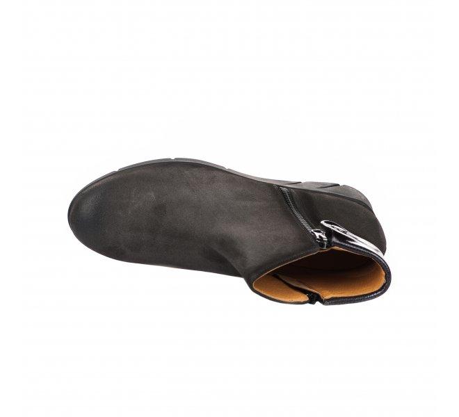 Boots fille - HDC - Gris