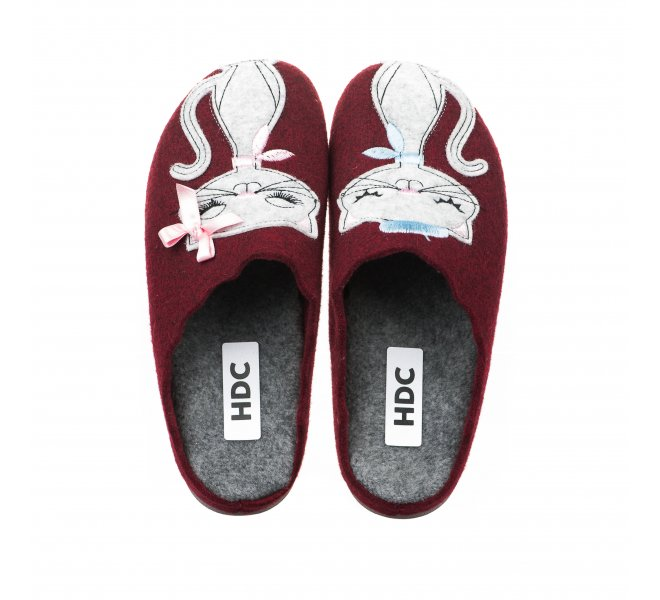 Chaussures fille - HDC - Rouge